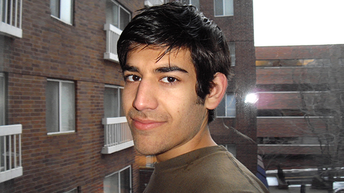 Aaron Swartz (Photo by Quinn Norton / flickr.com)
