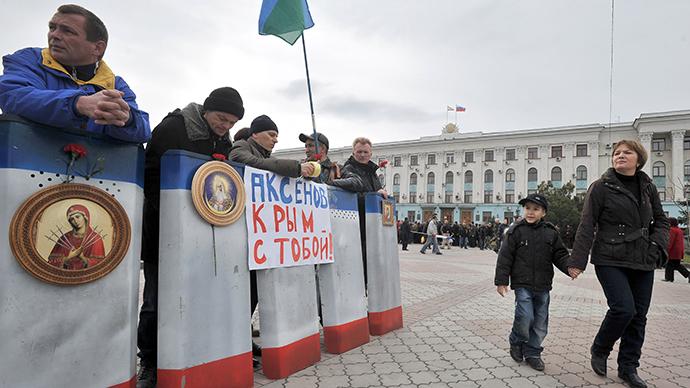 US hypocrisy over 'Russian aggression' in Ukraine