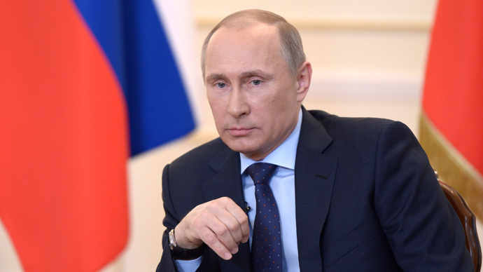 President Putin moves towards reconciliation with West over Ukraine