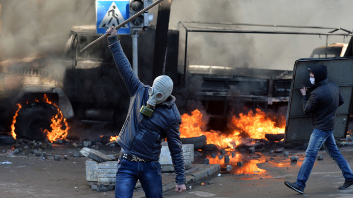 ​Mercenaries took part in Maidan violence – Ex-Ukraine security chief