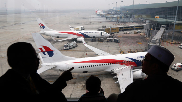 ​Malaysia flight riddle: How can a passenger plane go missing in the age of universal surveillance?