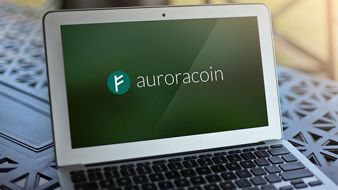 Image from auroracoin.org