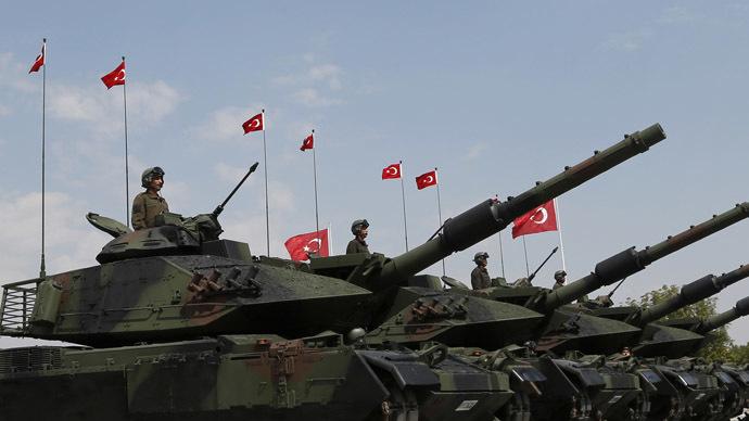 Searching For Casus Belli Turkey S Assault On Kassab border=
