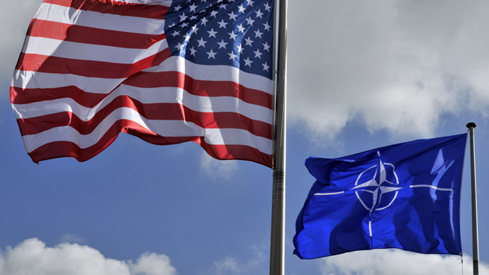 'For US, the only purpose of NATO is burden sharing'