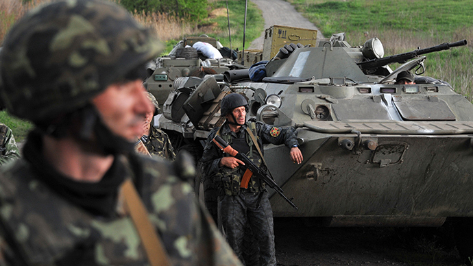 'It's up to US to get on the phone to Kiev and tell them to stop this operation'