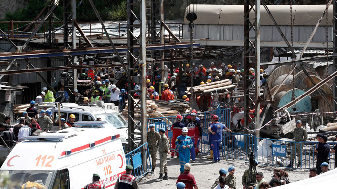 The Soma Mine Disaster Or Privatization Gone Wild In border=