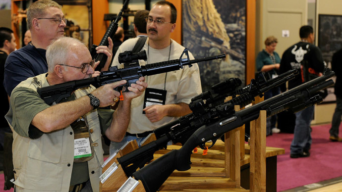 What's the beef? USDA goes shopping for submachine guns