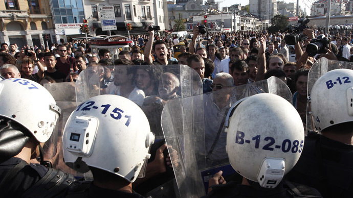 ​The Gezi anniversary and Turkey's future under 'President' Erdogan