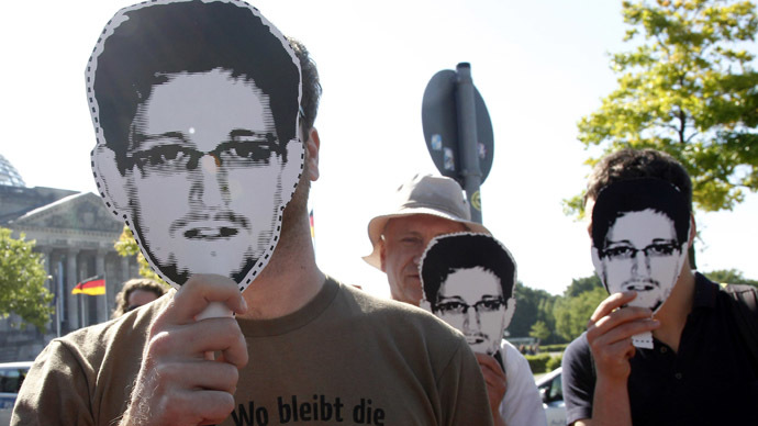 Orwell or liberty: One year later, holders of power still ignore Snowden
