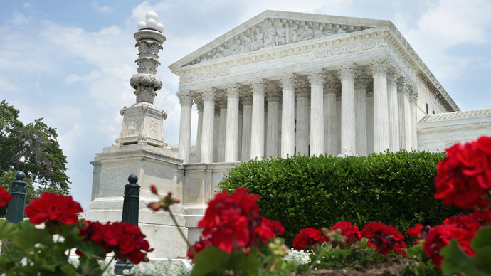 The United States Supreme Court (Chip Somodevilla / Getty Images / AFP)