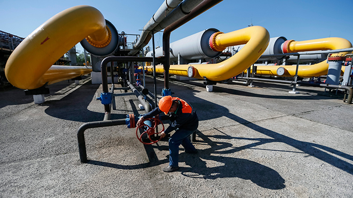 Ukraine's gas: Reversal of fortune?