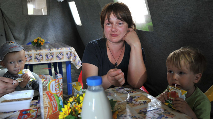 ​Humanitarian situation in Ukraine aggravates every minute