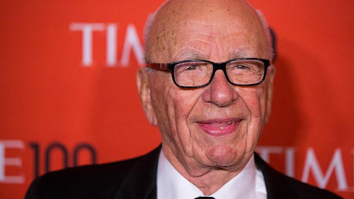 Rupert Murdoch (Reuters / Lucas Jackson)