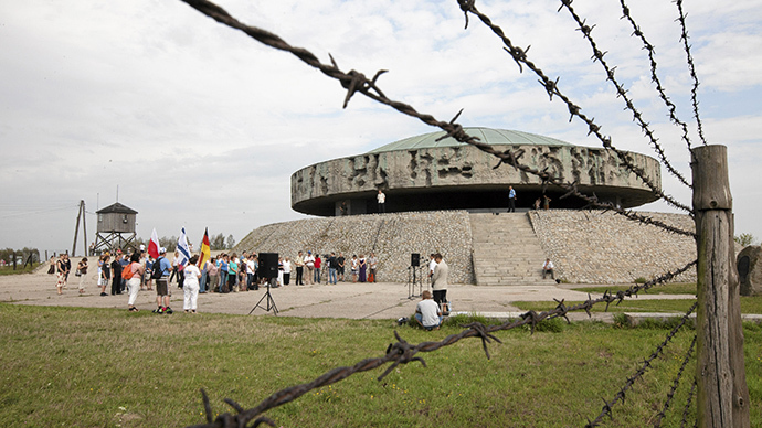 ​Lessons from the Liberation of Majdanek
