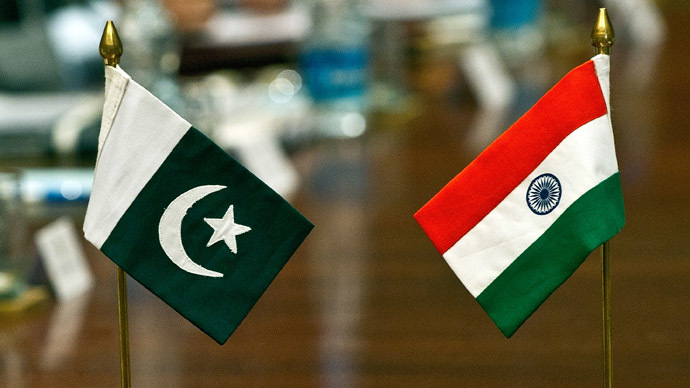 The meeting that tested future relations between India and Pakistan