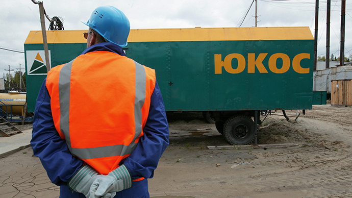 'Yukos judgment marks true divorce between Russia and the West'
