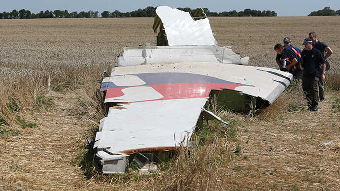 ​'Western media neglect of Moscow's MH17 evidence is shameful'