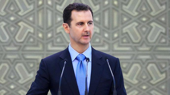 Syrian President Bashar al-Assad (AFP Photo / SANA)
