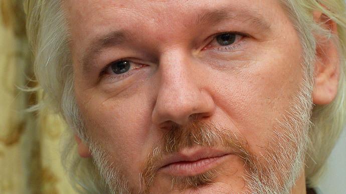 WikiLeaks founder Julian Assange.(AFP Photo / John Stillwell)