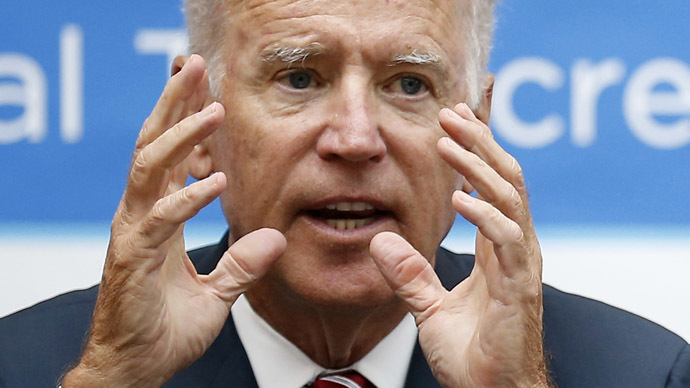 'Biden tries to distance US from the mess in the Mideast'