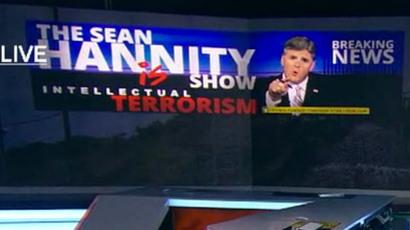'Truth blocked in US through mainstream media'