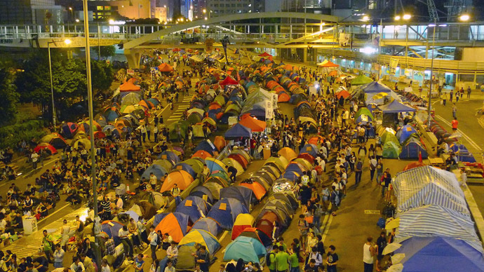 Pro-democracy protests in HK: But what is democracy for them?