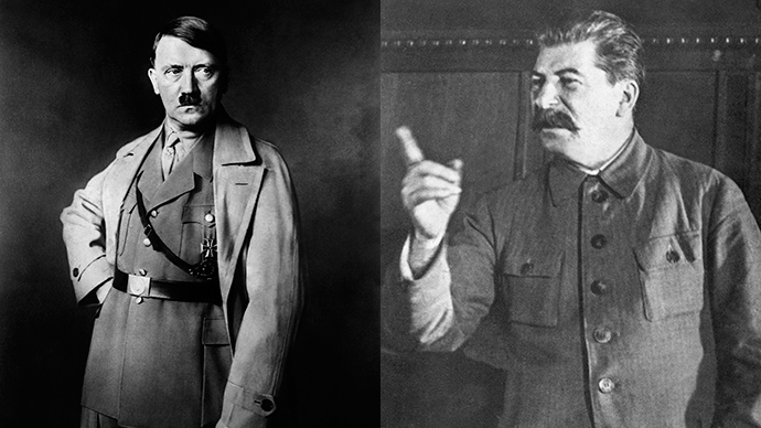 stalin vs hitler quick comparison German girls went to the bdm and learned how to be good mothers, and to love hitler religious policies stalin attacked the stalin's ussr and hitler's.