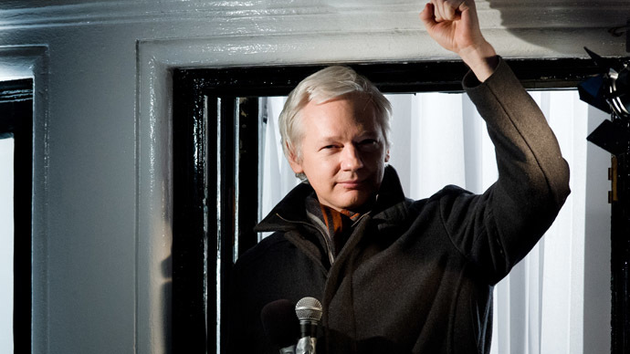 The siege of Julian Assange is a farce - an investigation by John Pilger