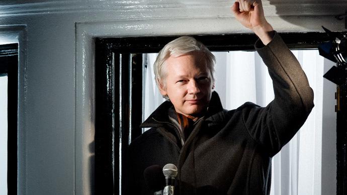 The siege of Julian Assange is a farce - an investigation by John Pilger