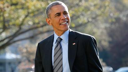 US President Barack Obama (AFP Photo / Yuri Gripas)