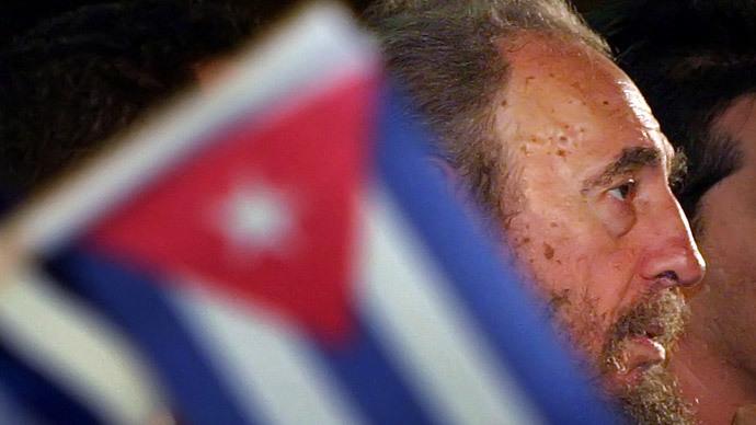 Cuban President Raul Castro. (Reuters / Claudia Daut)