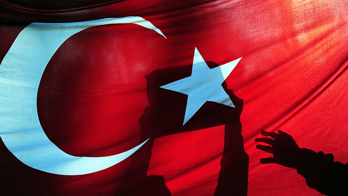 The End Of Quot Secular Turkey Quot Or Ottomans Re Emergent Rt border=