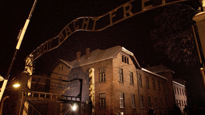 Auschwitz memorial: Solemnity turned into a diplomatic snub