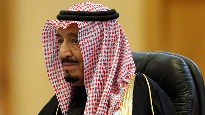 Saudi Arabia's Crown Prince Salman Bin Abdulaziz Al Saud (Reuters / Lintao Zhang)