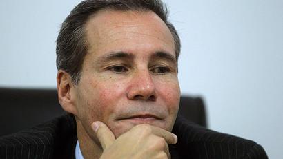 Late Argentine prosecutor Alberto Nisman (Reuters / Marcos Brindicci)