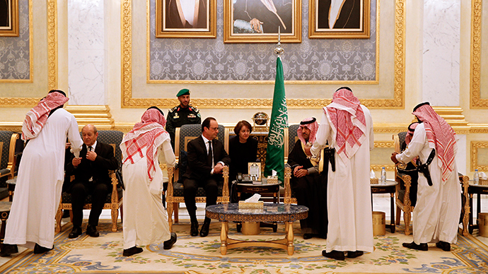 West's tributes to late Saudi King reveal hypocrisy not democracy