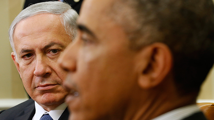 'No love lost between Obama & Netanyahu'