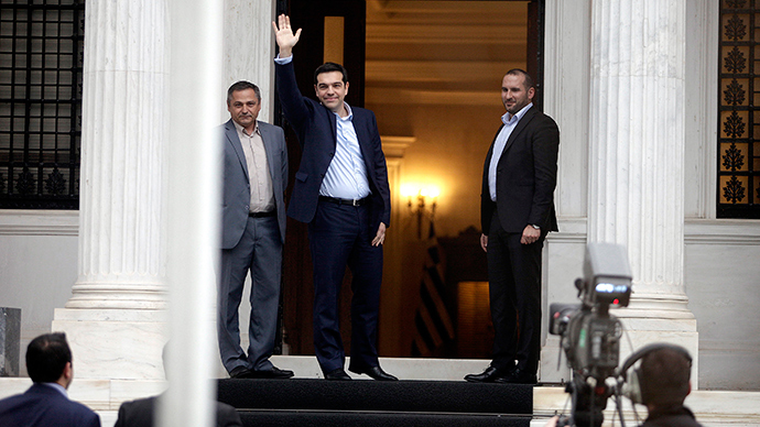 'New Greek PM makes promises but no one wants to pay for them'