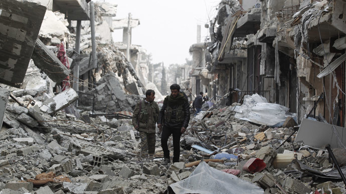 134 Day Islamic State Siege Of Kobani Lifted Rt Op Edge border=