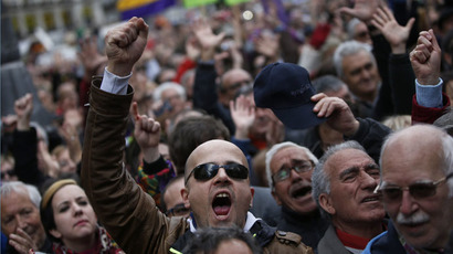 ​Europe's turn back to the left: Today Greece, Tomorrow Spain?