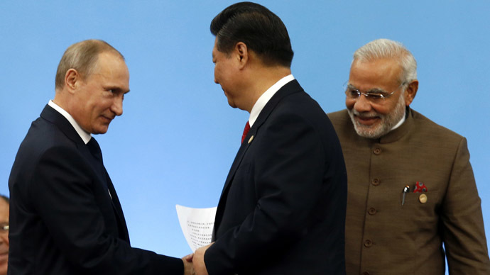Russia, India and China: Cooperating in unstable world