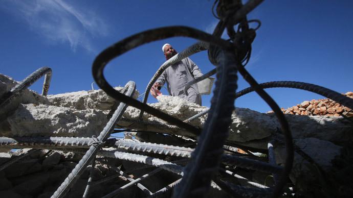Reuters / Abed Omar Qusini