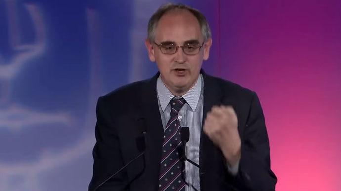 Edward Lucas suggests KGB methods against RT