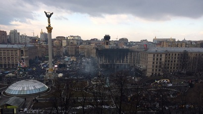 My Maidan memories: Living through Ukraine's nightmare year (Part 2)