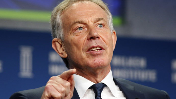 'Vucic wants to commit political suicide by hiring Blair'
