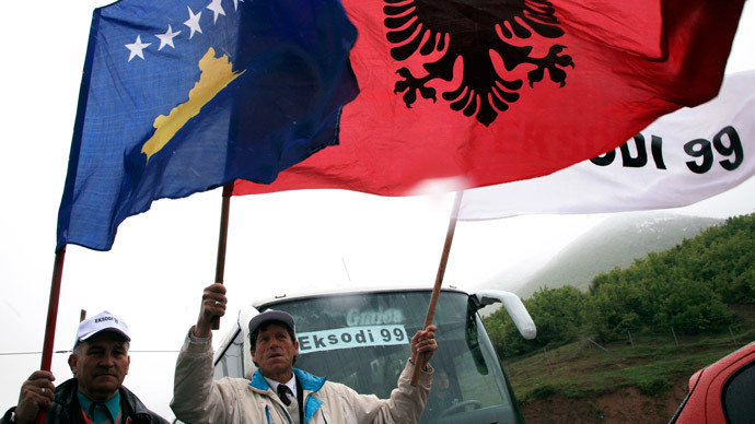 'Kosovo exodus – lesson for West not to meddle in other countries' affairs'