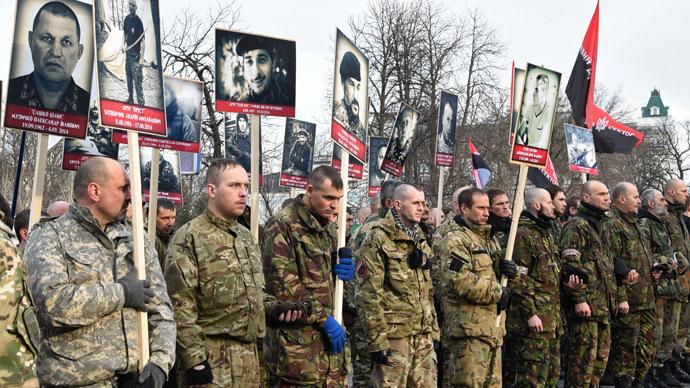 March of the Truth in Kiev. (RIA Novosti/Alexandr Maksimenko)