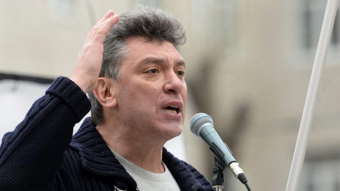 Boris Nemtsov (RIA Novosti/Sergey Kuznecov)