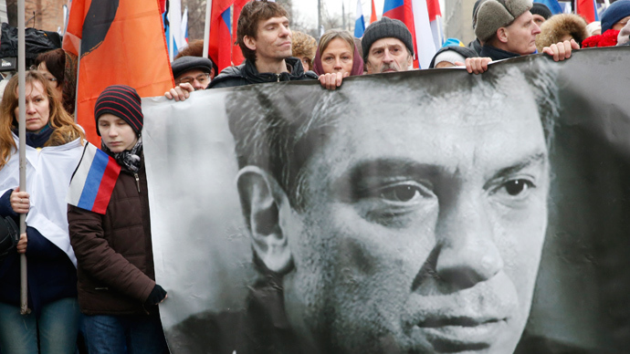 Western media callously exploits Nemtsov's death