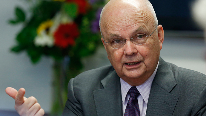 Former NSA/CIA Director Michael Hayden (Reuters / Larry Downing)
